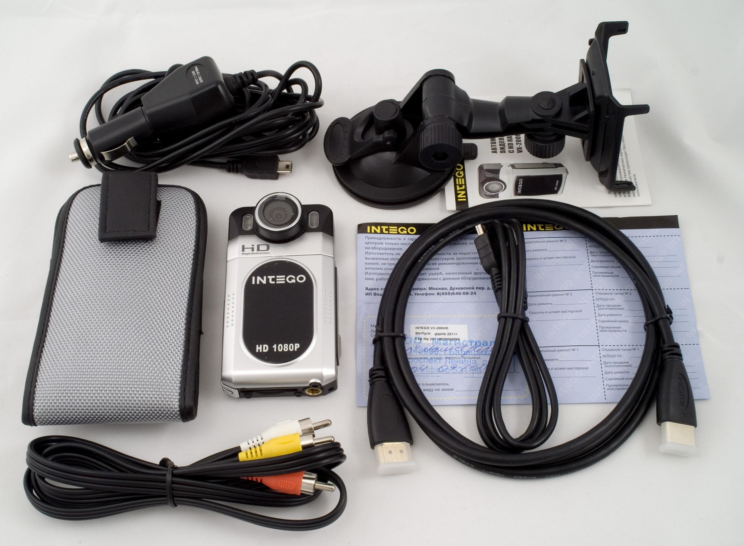 инструкция по эксплуатации видеорегистратора intego vx-250hd скачать